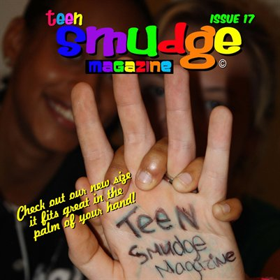 Teen Smudge Magazine Issue 17