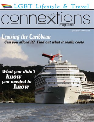 Carnival Cruise - Oct 15, 2012 - Connextions Magazine Special Feature