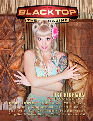 Blacktop Magazine - Tiki Hwy Special Issue