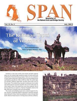 SPAN 2003 July