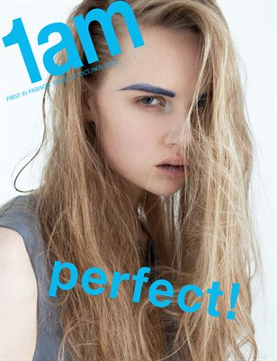1AM Magazine ISSUE 15 'Perfect' Holly Cover