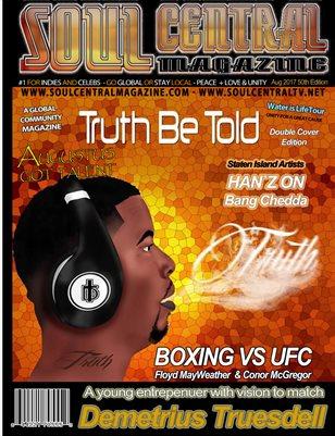 Soul Central Magazine #Artist #DJ Truesdell 5oth Edition