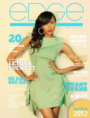 Edge Magazine: Spring 2012 Vol. 4