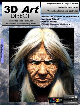 3D Art Direct Issue 20