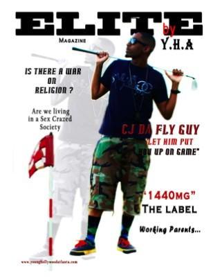 Elite Magazine by Y.H.A