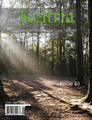 Keltria: Journal - Issue #40