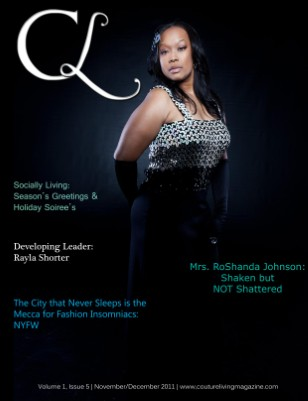 Couture Living Magazine
