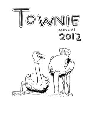 Townie Annual 2012
