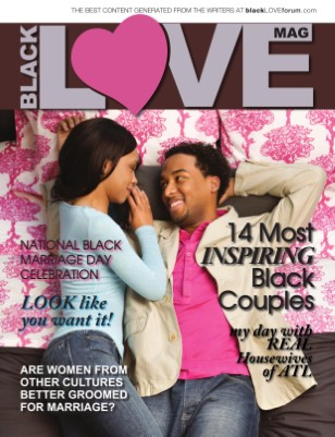 BLACK Love Mag  Spring 2012