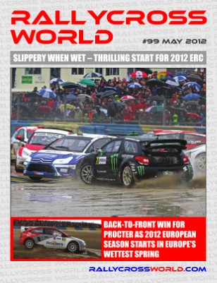 Rallycross World #99, May 2012