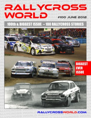 Rallycross World Magazine #100, June 2012