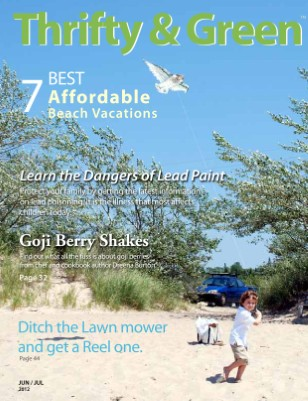 Thrifty & Green - June / July 2012 - Issue 6