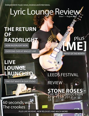 Lyric Lounge Review August/September