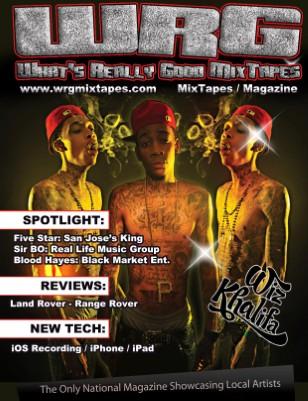 WRG Magazine Mar 2012