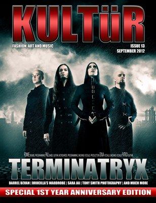 Kultur - Issue 13 - September 2012