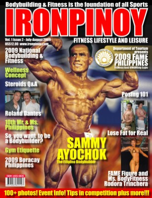 Ironpinoy Magazine July 2009