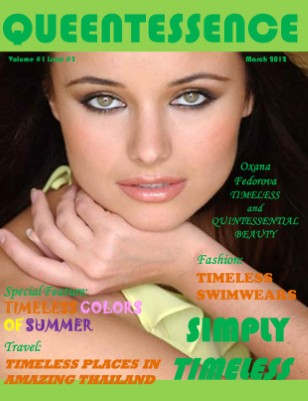 QUEENTESSENCE - March 2012 Issue