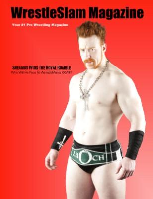 WrestleSlam Magazine - February 2012
