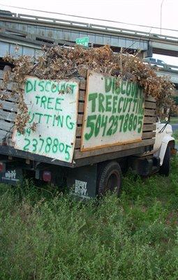 Discount Tree Cutting