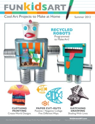 FUNkidsART Summer 2012