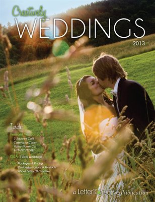 Letter10 Creative's Wedding Catalog