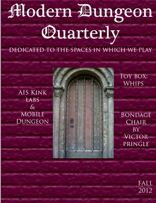 Modern Dungeon Quarterly Issue 4