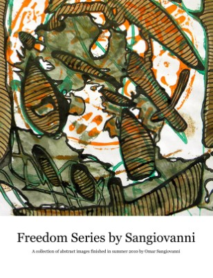 Freedom Series by Omar Sangiovanni