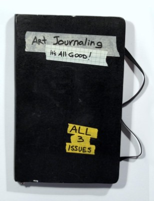 Art Journaling: It&#39;s ALL Good All 3 Issues