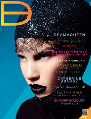 Dark Beauty Magazine Issue 11, Summer