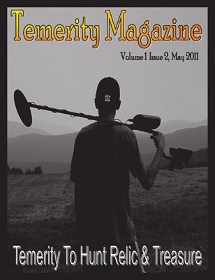 Temerity Magazine Volume 1 Issue 2 May 2011