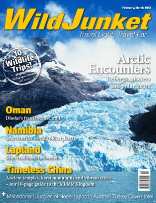 WildJunket Magazine February/March 2012