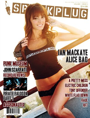 Sparkplug Magazine Issue #5