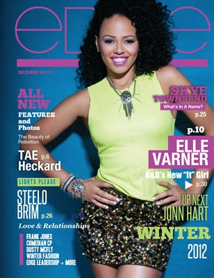 EDGE Magazine Volume 7: Winter 2012