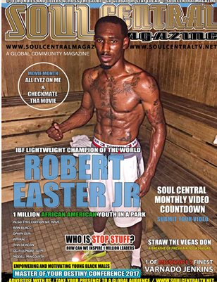 Soul Central Magazine May/June 2017 #48 #Sports