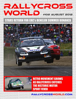 Rallycross World #102, August
