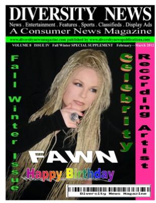 Diversity News Magazine Special Fall Winter 2012 Print Edition