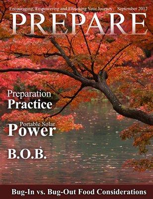 PREPARE Magazine - September Issue