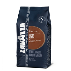 Lavazza Super Crema.