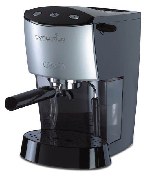 Gaggia evolution in black