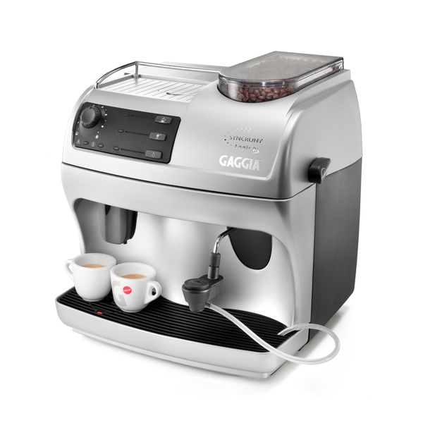 Gaggia syncrony logic rapid steam