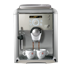 Gaggia platinum swing up no milk island