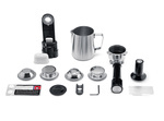Breville the infuser accessories