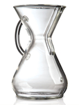 Chemex glass handle 8 cup profile