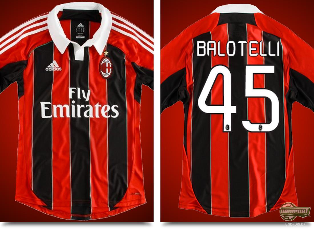 Mario Balotelli, Balotelli, AC Milan, Adidas, Nike, CTR360 Maestri III