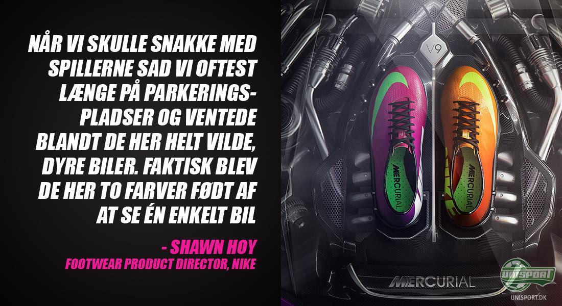 Nike, Mercurial, Vapor, IX, Vapor IX, Mercurial Vapor IX, Cristiano Ronaldo, Zlatan, Paris, Ibrahimovic, Speed Control, BeMercurial, #BeMercurial, Neymar