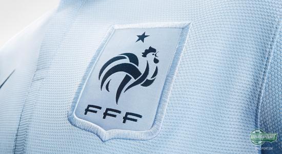 frankrig, france, fff, nike, nike sportswear, nsw, drifit, matuidi, varana, ribery, benzema, unisport, unisportstore