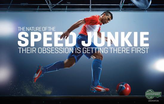 puma, king, evospeed, powercat, puma football, power hungry, speed junkie, control freak, unisport, unisportstore
