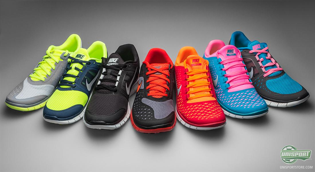 which nike free run is best