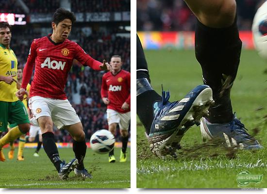 bootspot, boot spot, støvlespot, unisport, unisportstore, adidas f50 adizero, adidas, kagawa, shinji kagawa
