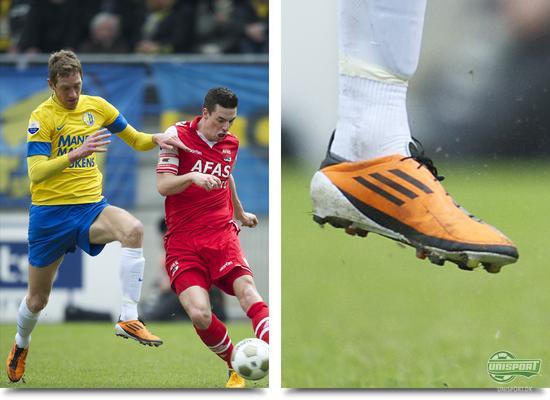 bootspot, boot spot, støvlespot, unisport, unisportstore, robert braber, waalwijk, adidas f50 adizero prime